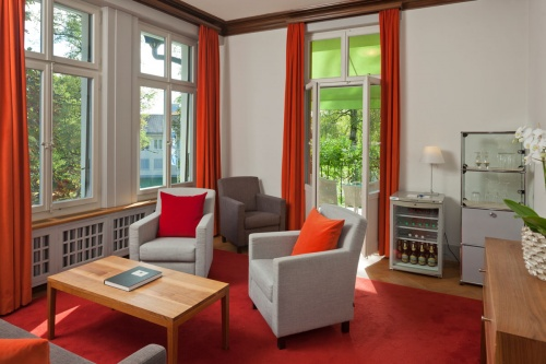 Lounge Hotel Auberge Langenthal